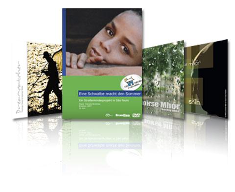 CD Und DVD Cover von PEBE-media