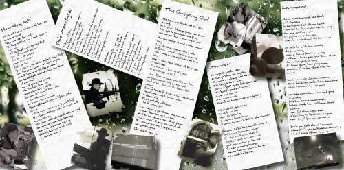 Innenansicht Booklet Saoirse Mhor
